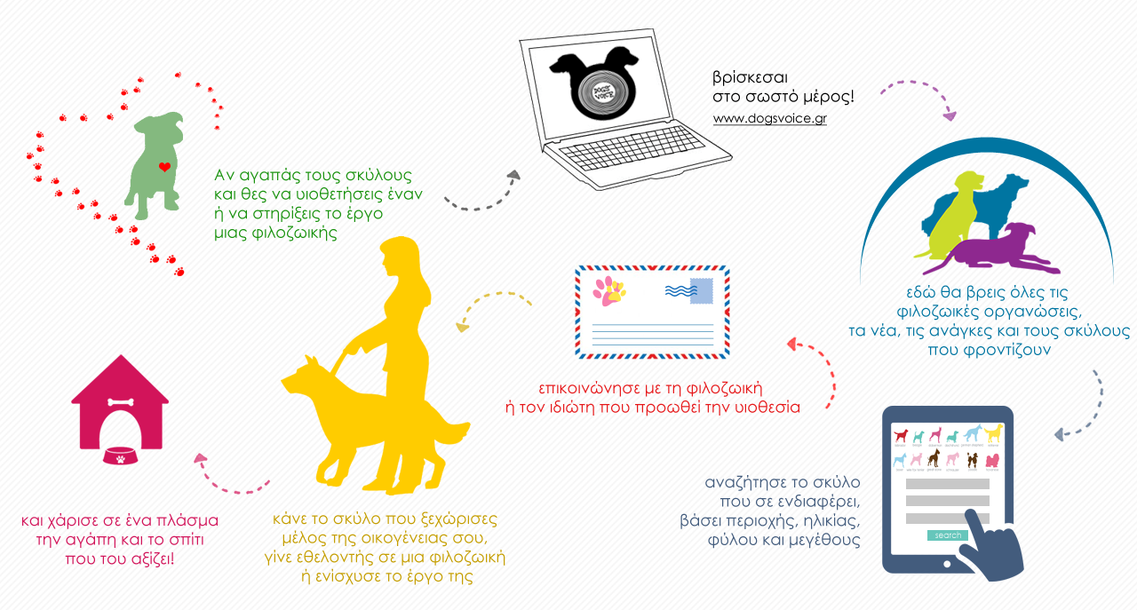 Dogs' Voice Info-Graphic